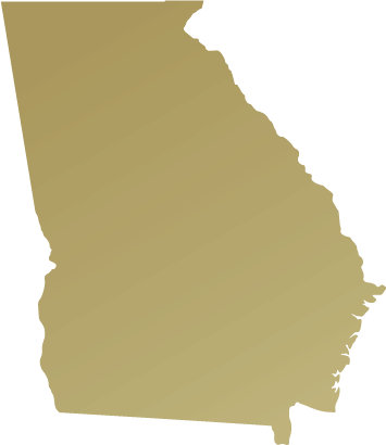 graphic outline of the state of Georgia
